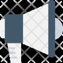 Megaphone Speaking Trumpet Icon