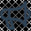 E Commerce Megaphone Loudspeaker Icon