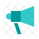 Megaphone Announcement Speaker Icon