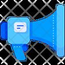 Megaphone Promotion Advertise Icon