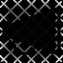 Announcement Web App Megaphone Icon