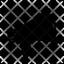Ecommerce Website Megaphone Icon