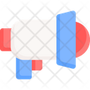 Megaphone Speaker Communication Icon