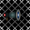 Megaphone Propaganda Control Icon