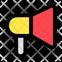 Megaphone Promotion Ui Icon