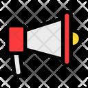 Megaphone Promotion Sale Icon