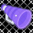 Megaphone Loudspeaker Loud Hailer Icon