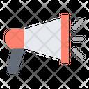 Megaphone Advertising Marketing Icon
