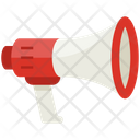 Megaphone Marketing Announcement Icon