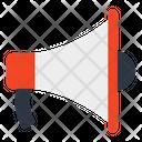 Megaphone Loudspeaker Speaker Icon