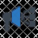 Megaphone Network Icon
