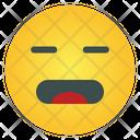 Meh Emoticon Icon