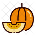 Fruit Food Melon Icon