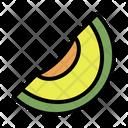 Melon Natural Vegan Icon