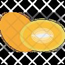 Melon Melon Ball Muskmelon Icon