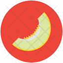 Melon Slice Fruit Icon