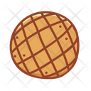 Melon bread Icon