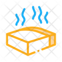 Melt Piece Cheese Icon