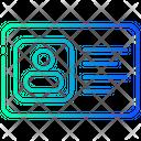 Membercard Icon