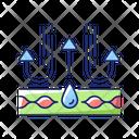 Property Membrane Cold Icon