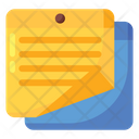Diary Drafting Pad Notebook Icon