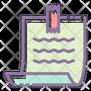 Memo Icon