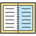 Memo Diary Page Icon