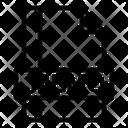 Memo File Icon