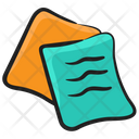 Memo Papers Icon