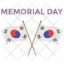 Memorial Day Celebration Icon