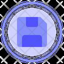 Memory Electronic Drive Icon