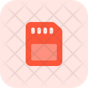 Memory Memory Card Sd Card Icon