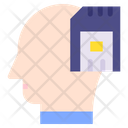 Memory Mind Thought Icon