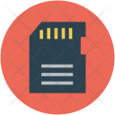 Memory Card Flash Icon