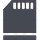 Card Memory Simcard Icon