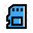 Card Memory Sd Icon