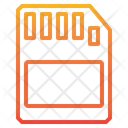 Memory Card Card Memory Icon