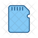 Memory Card Card Memory Icon
