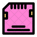Memory Storage Device Icon