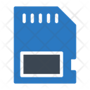 Sd Card Chip Icon