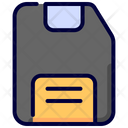 Memory Card Storage Card Icon