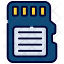 Memory Card Memory Memory Chip Icon