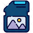 Sd Card Memory Card Icon