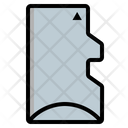 Memory Card Card Micro Sd Card Icon