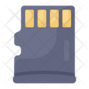 Memory Card Sd Card Data Storage Icon