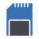 Sd Chip Storage Icon