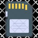 Flash Memory Sd Card Memory Card Icon