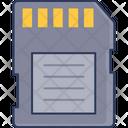 Memory Card Sd Card Memory Icon