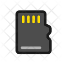 Memory Card Memory Chip Sd Card Icon