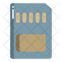 Memory Card Sd Card Memory Chip Icon